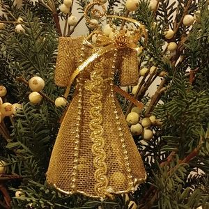 Victorian dress ornament